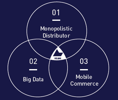 (중국 뷰티 이커머스 시장 진출을 위한 세가지 전략! 독점적 유통 권한 확보, 모바일 커머스 중심, 빅데이터 제공, 사진 = 비투링크)