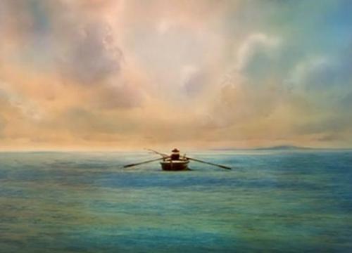(애니메이션 노인과바다, 사진=위키피디아)