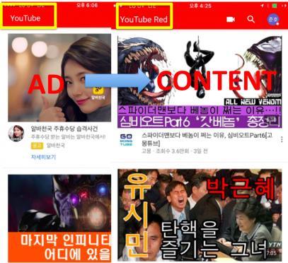 유튜브 레드 기자간담회 후기…'콘텐츠 유료화'는 대세가 되는 걸까?