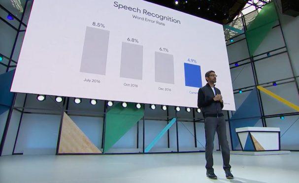 """구글 I/O 2017, """"AI를 어떻게 쓸 것인가"""""""