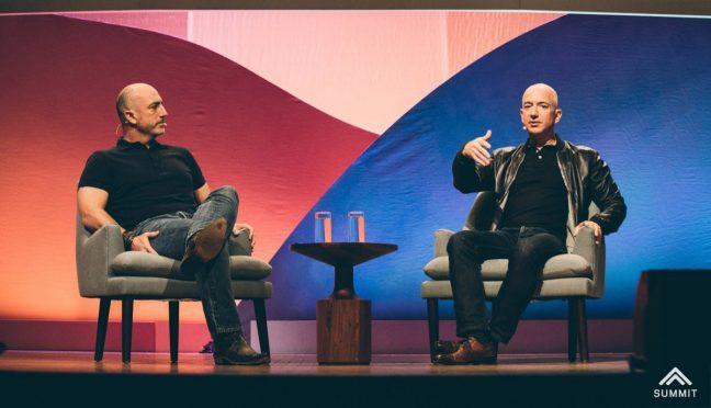 """제프 베조스 """"아마존 망했다면? 소프트웨어 엔지니어로 행복하게 살았을 것"""""""