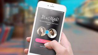 데이팅 앱으로 만나도 괜찮다 vs. 좀 그렇다 (설문 결과)
