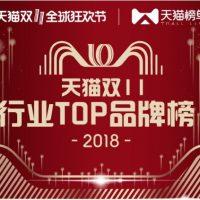 2018년 솽스이 카테고리별 매출 Top10 브랜드에 대해 알아보자(2)