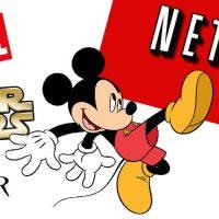 넷플릭스에 대공세 펼치는 디즈니..그 배경은?