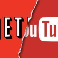 20억명이 쓰는 유튜브 vs. 안방마저 점령한 넷플릭스